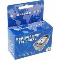 Картридж MicroJet для HP №140XL Black (CB336HE) (HC-F37L)