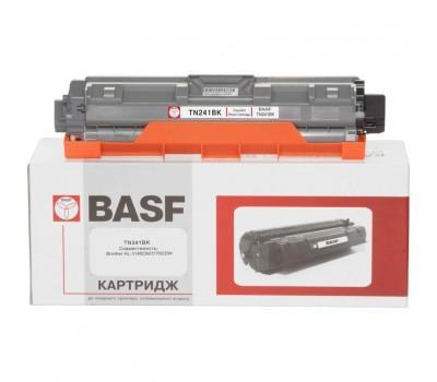 Картридж BASF для Brother HL-3140CW/DCP-9020CDW аналог TN241BK Black (KT-TN241BK)