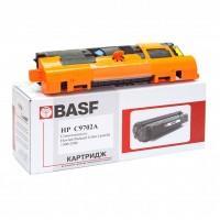 Картридж BASF для HP CLJ 1500/2500 аналог C9702A Yellow (KT-C9702A)