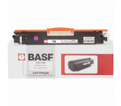 Картридж BASF для Canon LBP 7010C/7018C аналог Canon 729M Magenta (KT-729M)