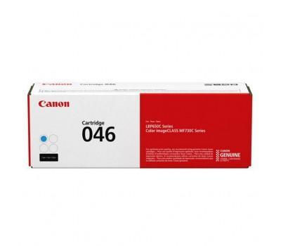 Картридж Canon 046H Сyan 5K (1253C002AA)