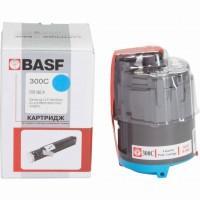 Картридж BASF для Samsung CLP-300/300N/CLX-2160/3160 Cyan (KT-CLP300C)