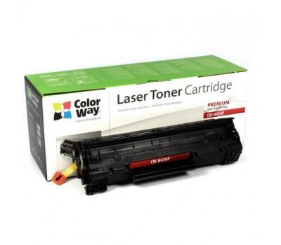 Картридж ColorWay для HP LJ P1505/M1120/1522 (CB436A) Premium (CW-H436P)