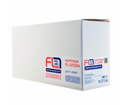 Картридж FREE Label HP LJ CF226A (FL-CF226A)