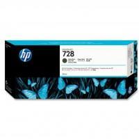 Картридж HP DJ No.728 Matte Black, DesignJet T730/T830 300 ml (F9J68A)