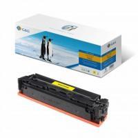 Картридж G&G для HP CLJ M280/M281/M254 Yellow 1.3K (G&G-CF542A)