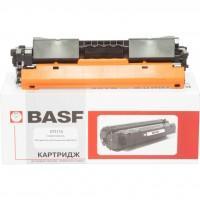 Картридж BASF для HP LJ Pro M102/M130 аналог CF217A Black without chip (KT-CF217A-WOC)