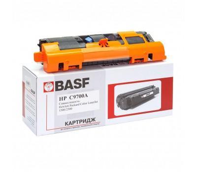 Картридж BASF для HP CLJ 1500/2500 аналог C9700A Black (KT-C9700A)