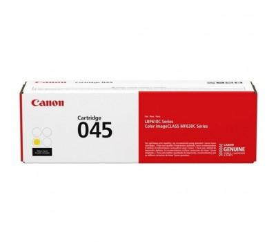 Картридж Canon 045 Yellow (1239C002)