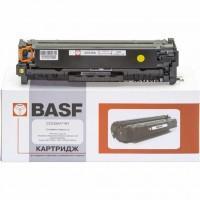 Картридж BASF для HP CLJ CP2025/CM2320, Canon 718 Yellow (KT-CC532A)