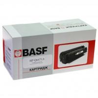 Картридж BASF для HP CLJ 3600/3800 Cyan (KT-Q6471A)