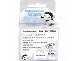 Картридж MicroJet для HP №123XL Black (HC-M123B)