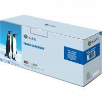 Картридж G&G для HP LJ P1102/1102w/M1132/M1212nf - 725 Black (G&G-CE285A)