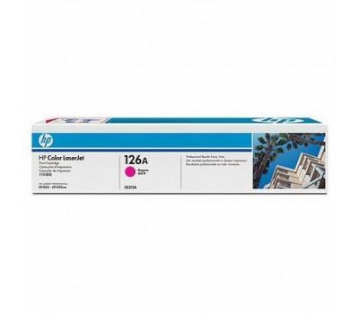 Картридж HP CLJ 126A Magenta, для CP1025 (CE313A)