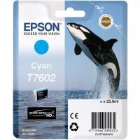 Картридж EPSON SureColor SC-P600 cyan (C13T76024010)