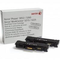 Картридж XEROX Phaser P3052/3260/WC3215/3225 Dual Pack (2*3K) (106R02782)