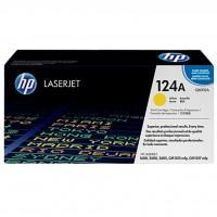 Картридж HP CLJ 124A Yellow, CLJ 1600/2600 (Q6002A)