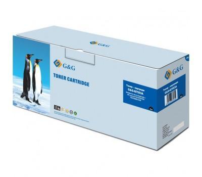 Картридж G&G для HP LJ P2014/P2015 series, LJ M2727nf series Black (G&G-Q7553A)