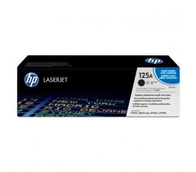 Картридж HP CLJ 125A black DUAL PACK, CP1215/CP1515 series (CB540AD)