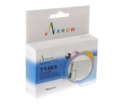 Картридж Arrow Epson Stylus SX125/SX420W/SX425W Magenta (T1283)