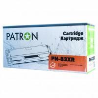 Картридж PATRON HP LJ CF283X Extra (PN-83XR)