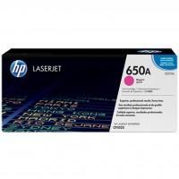 Картридж HP CLJ 650A magenta /CP5525 (CE273A)