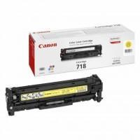 Картридж Canon 718 LBP-7200/ MF-8330/ 8350 yellow (2659B002/2659B014)