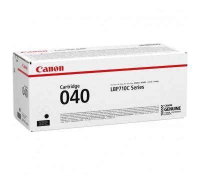 Картридж Canon 040 Black(6.3K) (0460C001)