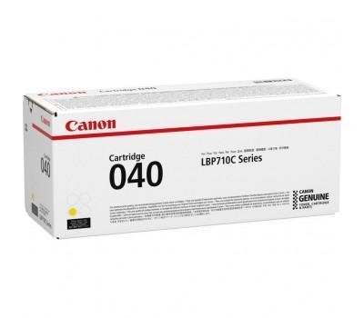Картридж Canon 040 Yellow(5.4K) (0454C001)