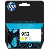 Картридж HP DJ No.953 Officejet Pro 8210/8710/8720/8725/8730 Yellow, 700 (F6U14AE)