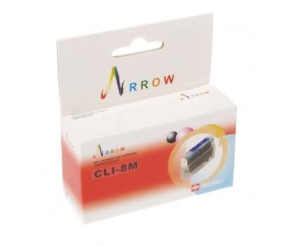 Картридж Arrow Canon CLI-8M Magenta (CLI8M)