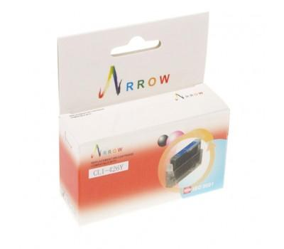 Картридж Arrow Canon CLI-426Y Yellow (CLI426Y)