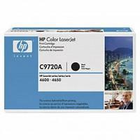 Картридж CLJ4600 black HP (C9720A)