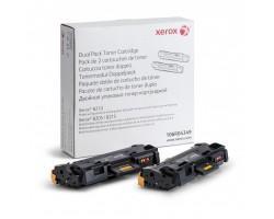Тонер-картридж XEROX B205/B210/B215 Black 2x3K (106R04349)