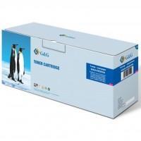 Картридж G&G для HP CLJ1600 Cyan 2K (G&G-Q6001A)