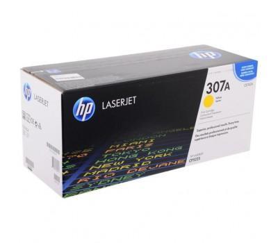Картридж HP CLJ 307A Yellow (CE742A)
