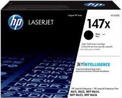 Картридж HP LJ 147X Black 25.2K (W1470X)