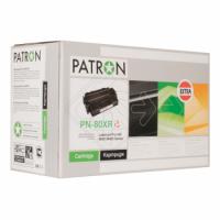 Картридж PATRON HP LJ CF280X (PN-80XR) Extra
