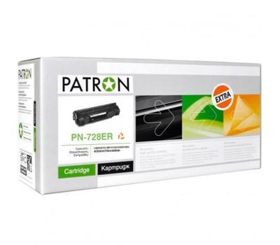 Картридж PATRON CANON 728 Extra (PN-728ER)