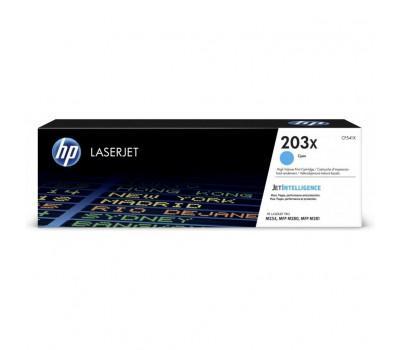 Картридж HP CLJ 203X Cyan 2.5K (CF541X)