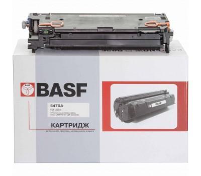 Картридж BASF для HP CLJ 3600/3800 Black (KT-Q6470A)
