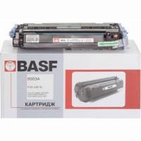 Картридж BASF для HP CLJ 1600/2600/2605 аналог Q6003A Magenta (KT-Q6003A)