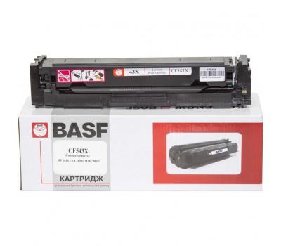 Картридж BASF для HP CLJ M280/M281/M254 Х Magenta (KT-CF543Х)