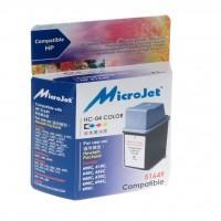 Картридж MicroJet для HP №49 Color (HC-04)