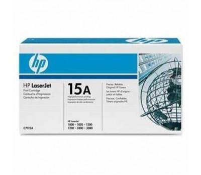 Картридж HP LJ 15A 1200/1000/3330/3380 (C7115A)