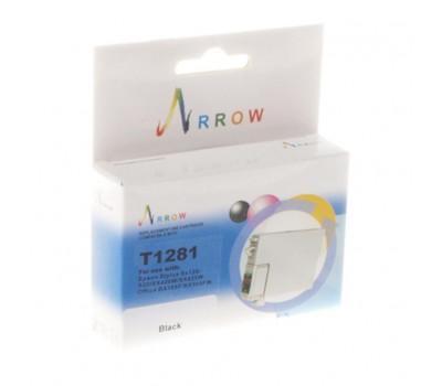 Картридж Arrow Epson Stylus SX125/SX420W/SX425W Black (T1281)