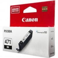 Картридж Canon CLI-471Bk Black (0400C001)