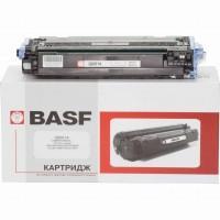 Картридж BASF для HP CLJ 1600/2600/2605 аналог Q6001A Cyan (KT-Q6001A)