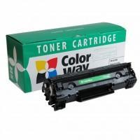 Картридж ColorWay для CANON 728(726) //HP CE278A (CW-C728M)