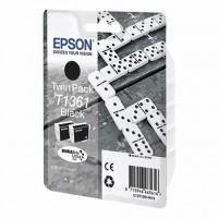 Картридж EPSON K101/K201/K301 black (double) (C13T13614A10)